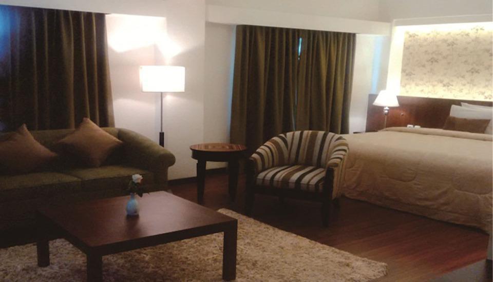 Hotel Jusenny Jakarta - Kamar Suite