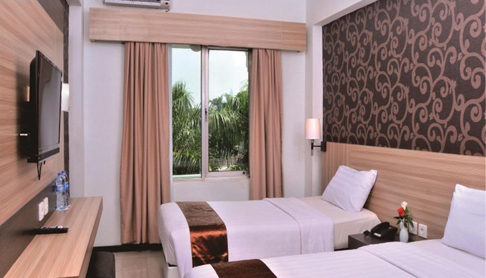 Hotel Jusenny Jakarta - Superior Twin