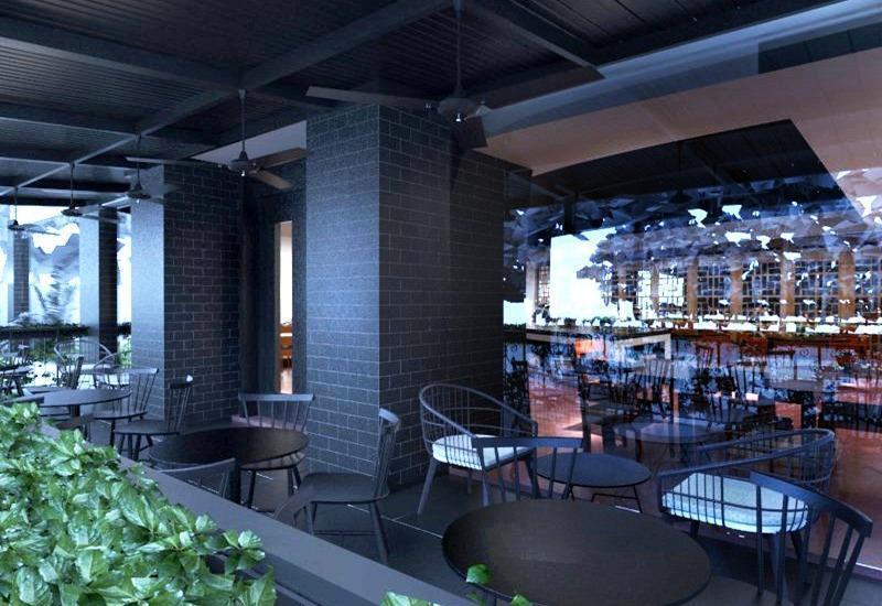 Hotel Jusenny Jakarta - Terrace Coffee Shop