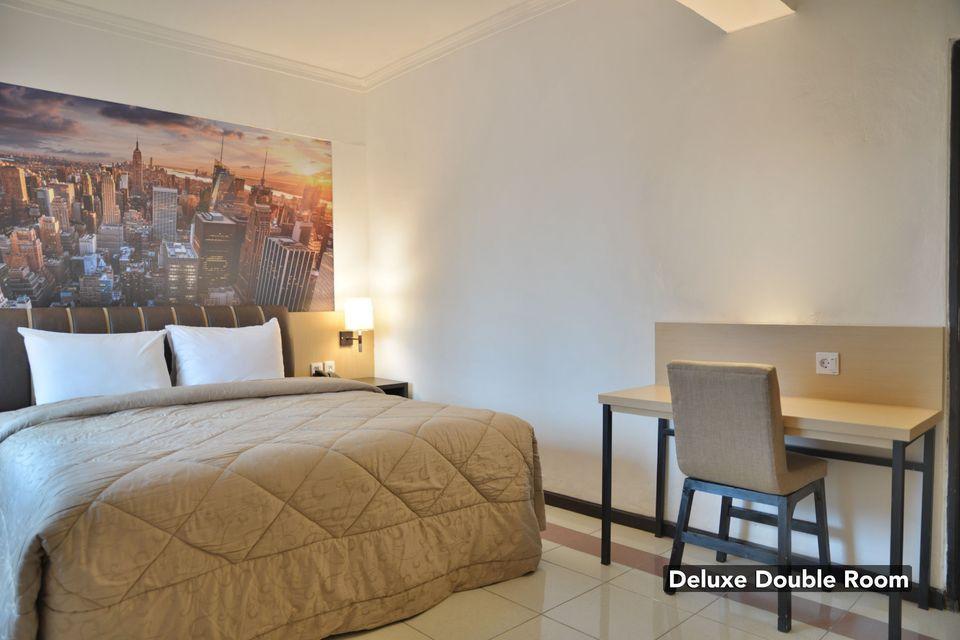 Hotel Jusenny Jakarta - Deluxe Room Only Regular Plan