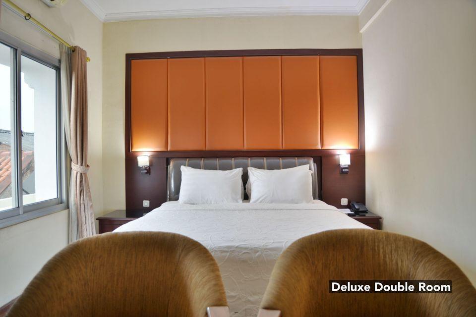Hotel Jusenny Jakarta - Deluxe Double
