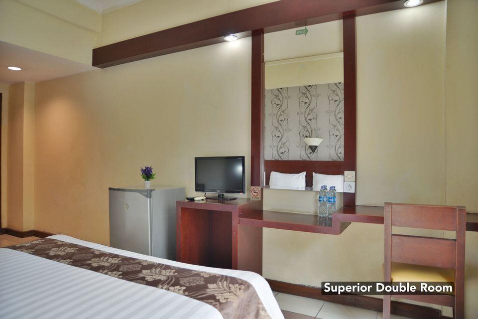 Hotel Jusenny Jakarta - Superior Double Room Only Regular Plan
