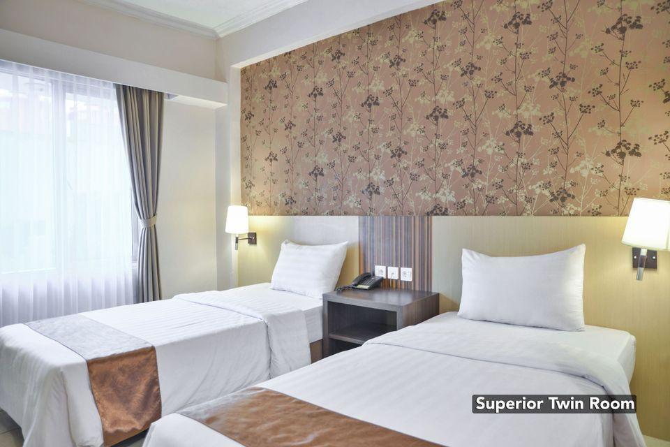 Hotel Jusenny Jakarta - Superior Twin Room Only Regular Plan