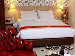 Hotel Rio City Palembang - Junior Suite Room Regular Plan