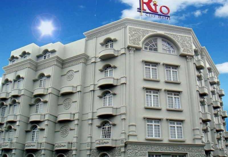 Hotel Rio City Palembang - Appearance