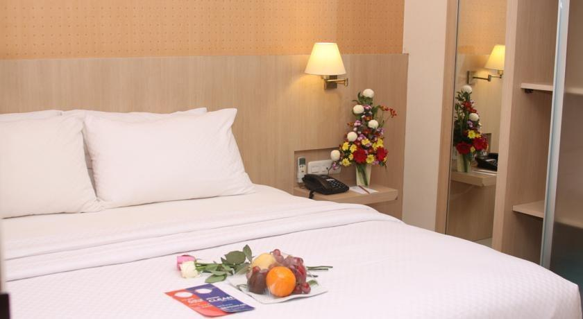 Hotel Rio City Palembang - room