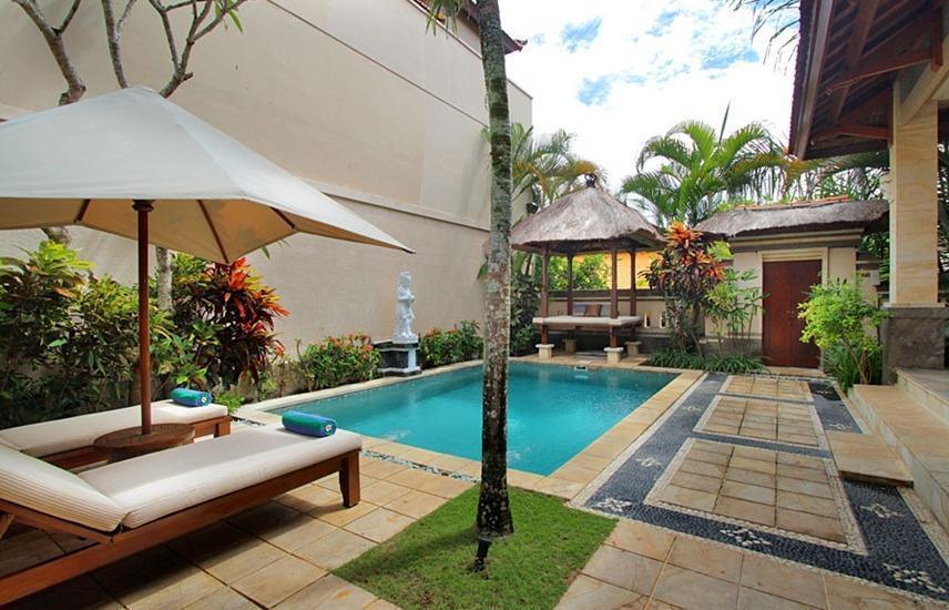 Asri Jewel Villas & Spa Bali - Kolam Renang