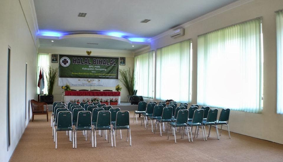Grand Panorama Hotel Bandungan - Aula