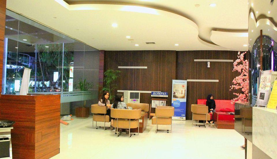 ZEN Rooms Lanto Daeng Pasewang Makassar - lobi