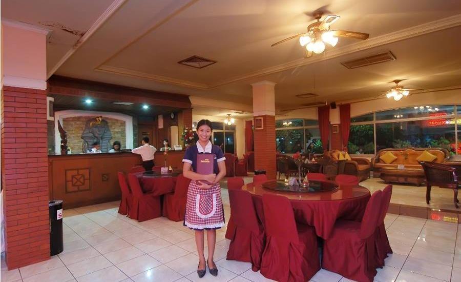 Pondok Serrata Hotel & Restaurant Semarang - Restoran