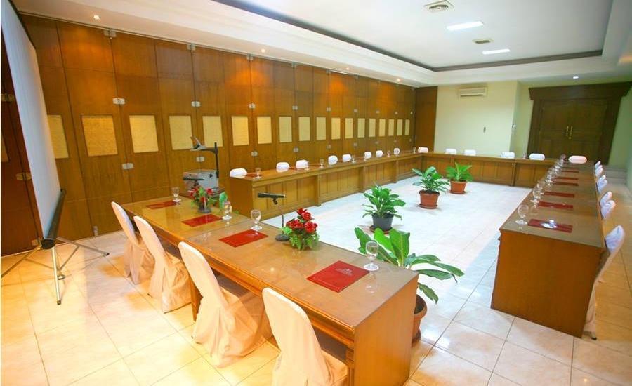 Pondok Serrata Hotel & Restaurant Semarang - Ruang Rapat