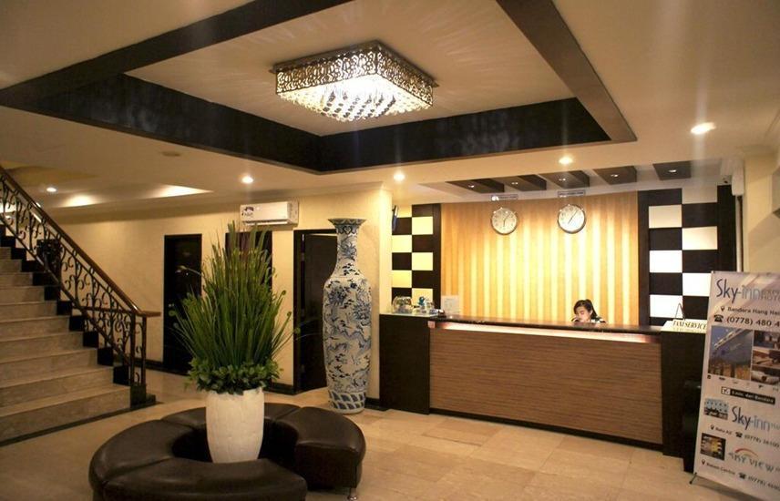 Sky View Hotel Batam - Lobby