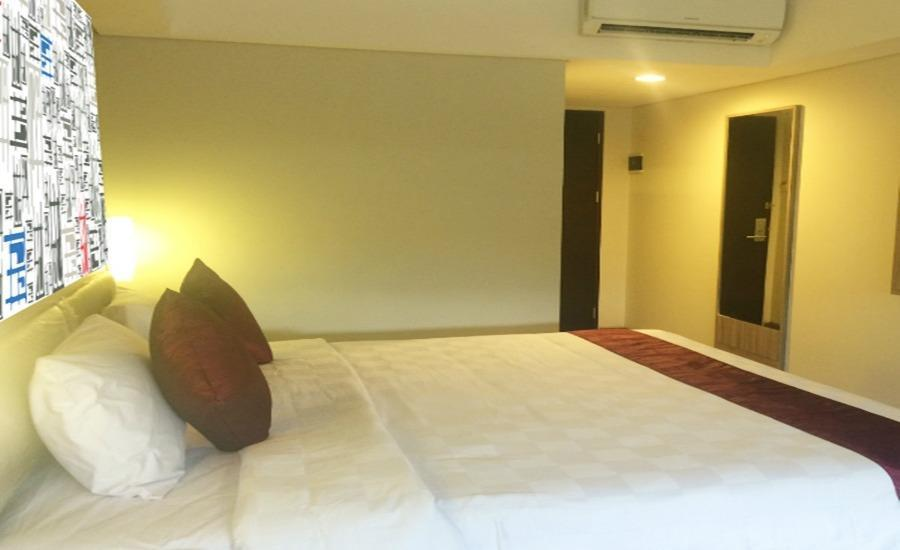 Grand Cordela Hotel Bandung - Deluxe Business Double Room Regular Plan