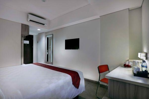 Grand Cordela Hotel Bandung - Deluxe Smart Double