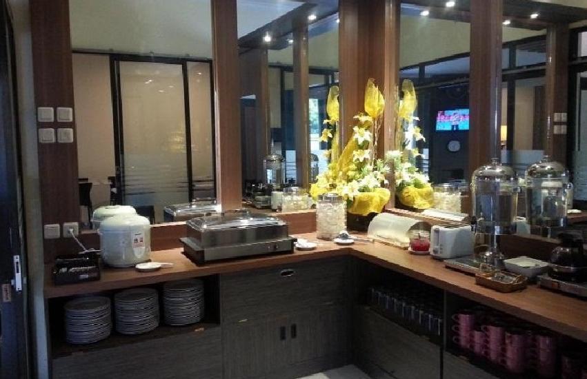 Penginapan Asiera Banyuwangi - Dapur
