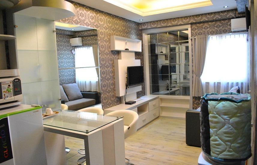 The Suites @ Metro C16-01 by Homtel Bandung - Ruang Keluarga