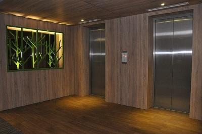 Sala View Hotel Solo - lift tamu