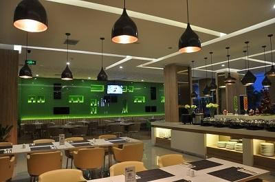 Sala View Hotel Solo - restorant