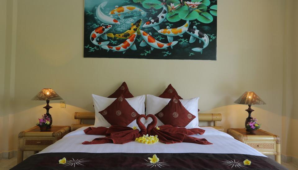 Uma Sari Cottage Bali - Guest Room