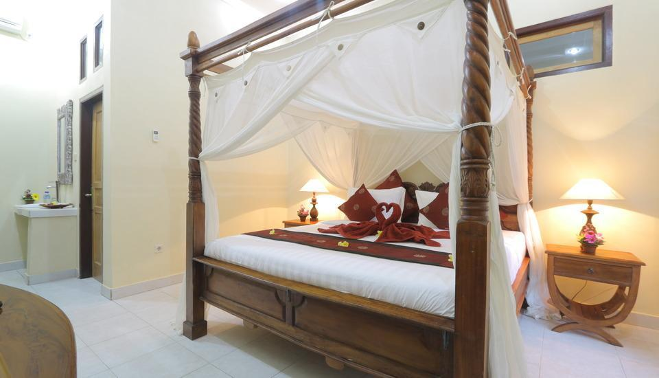 Uma Sari Cottage Bali - Deluxe Room with AC Last Minute Deal