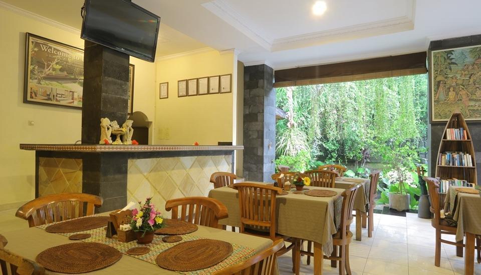 Uma Sari Cottage Bali - Restoran