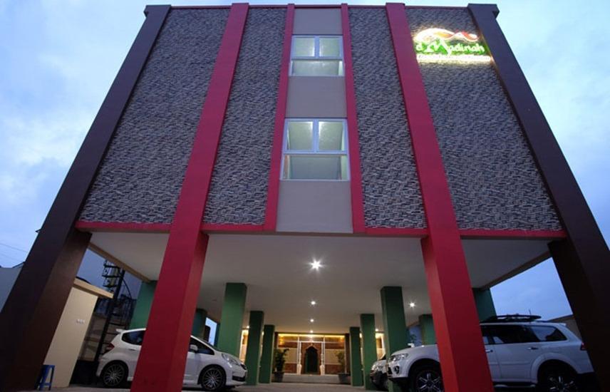 D'Madinah Residence Syariah @ Gentan Solo - Eksterior