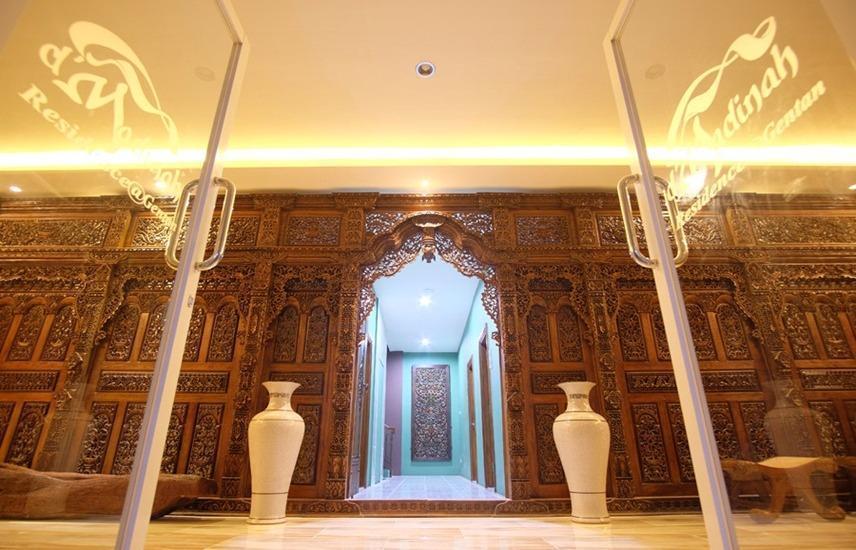 D'Madinah Residence Syariah @ Gentan Solo - Lobi
