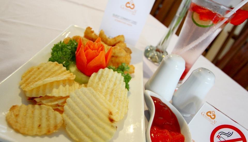 Hotel Gowongan Inn Yogyakarta - Makanan