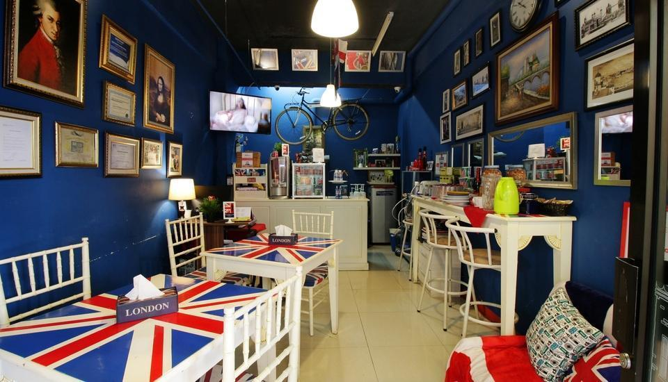 The London Living Kebagusan City Jakarta - lobby