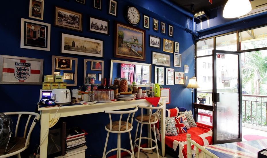 The London Living Kebagusan City Jakarta - cafe