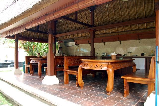 Dewani Villa Bali - Restoran