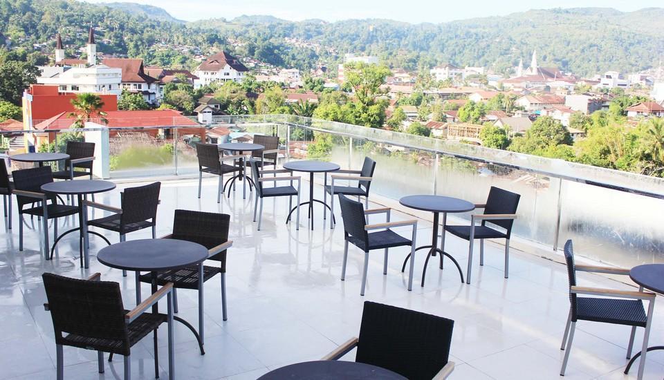 Everbright Hotel Ambon - Restoran