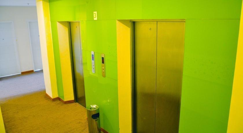 Everbright Hotel Ambon - Lift