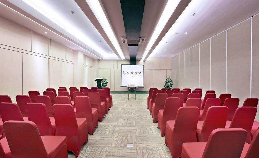 favehotel Banjarbaru Banjarmasin - Meeting Room