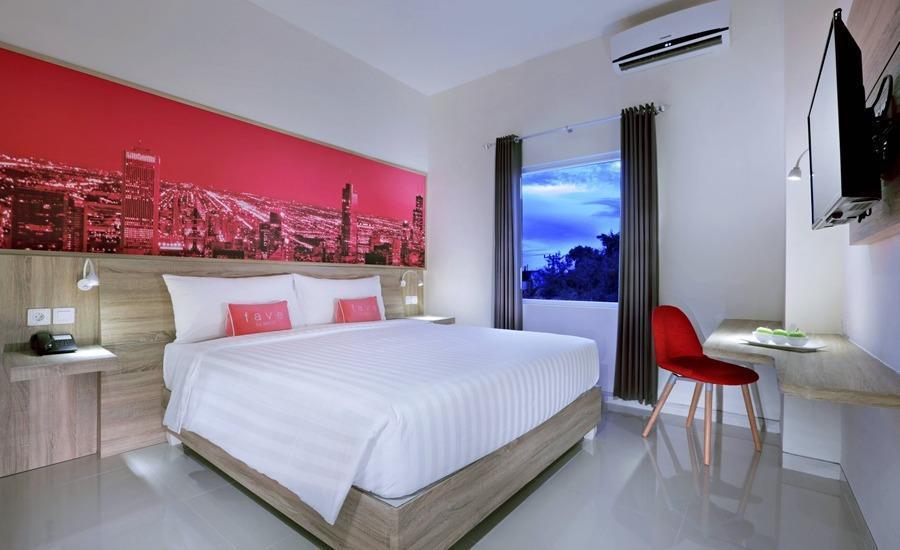 favehotel Banjarbaru Banjarmasin - Deluxe Main