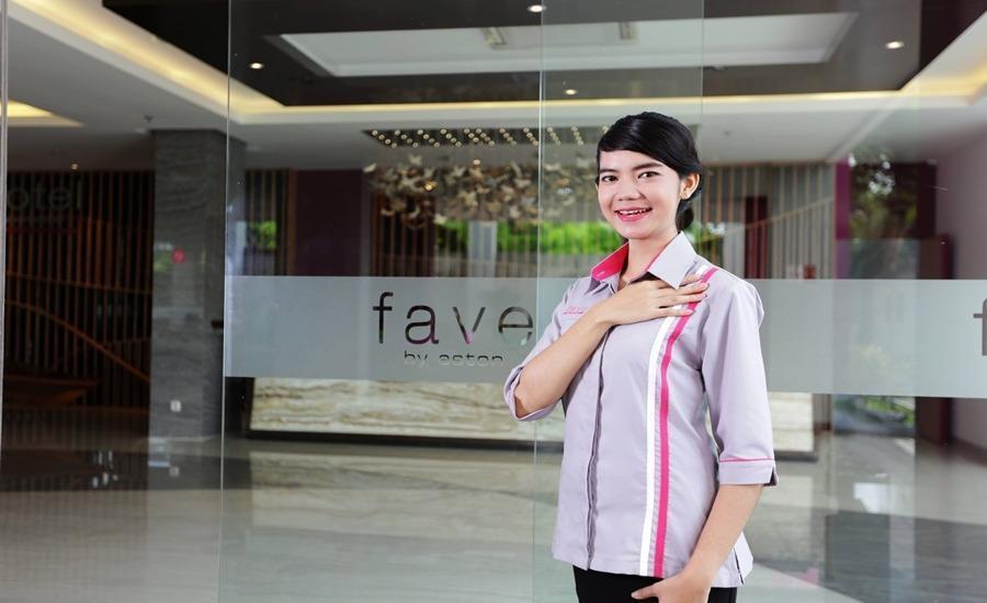 favehotel Banjarbaru Banjarmasin - Door Girl