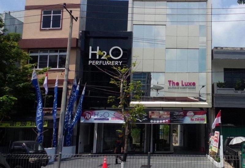 The Luxe Guest House Balikpapan - Tampilan Luar Hotel