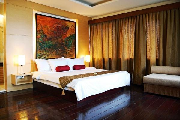The Wangsa Hotel & Villas Bali - Deluxe Pool View With Breakfast November Special Promo