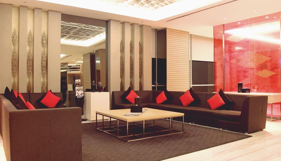 FOX HARRIS Hotel Pekanbaru - Lobby
