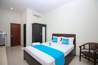 Airy Denpasar Barat Gunung Tangkuban Perahu 5 Bali - Standard Double Room Only Special Promo Jan 5
