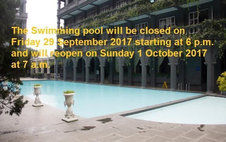 GH Universal Hotel Bandung - Swimming Pool
