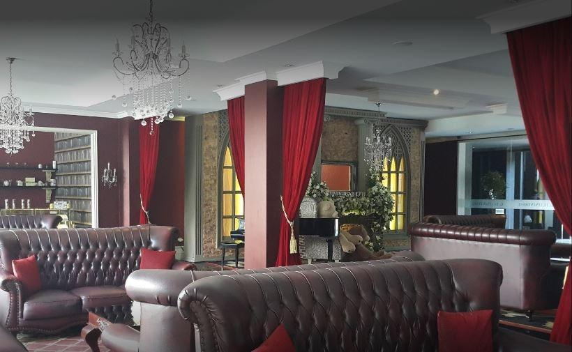 GH Universal Hotel Bandung - Lobby