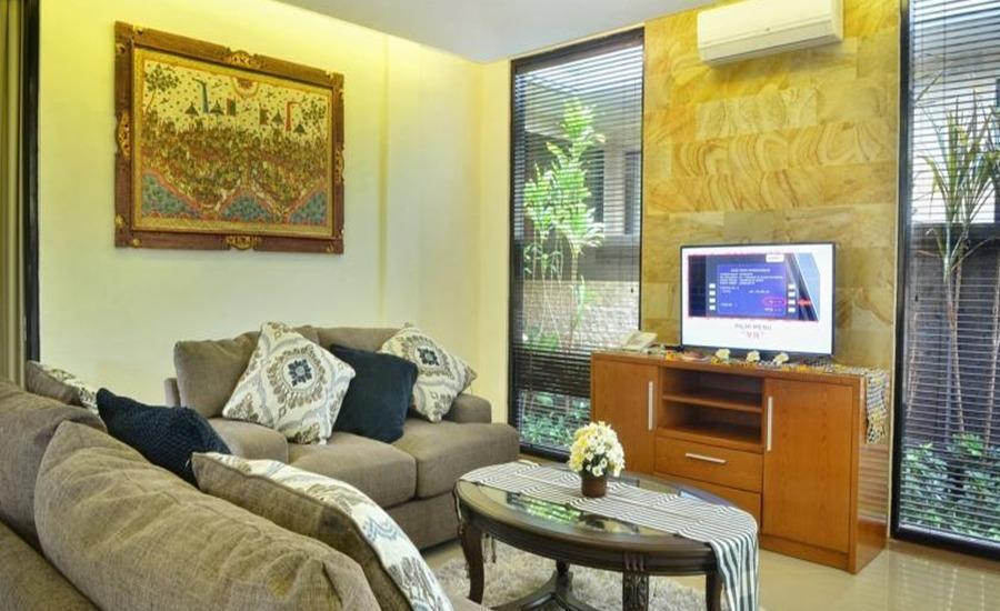 Kori Maharani Villas Bali - Interior