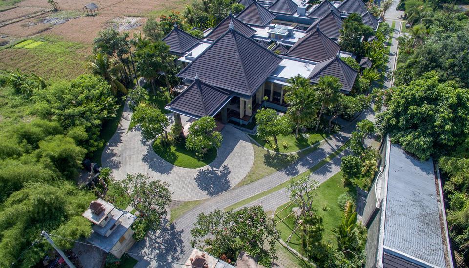 Kori Maharani Villas Bali - Area sekitar