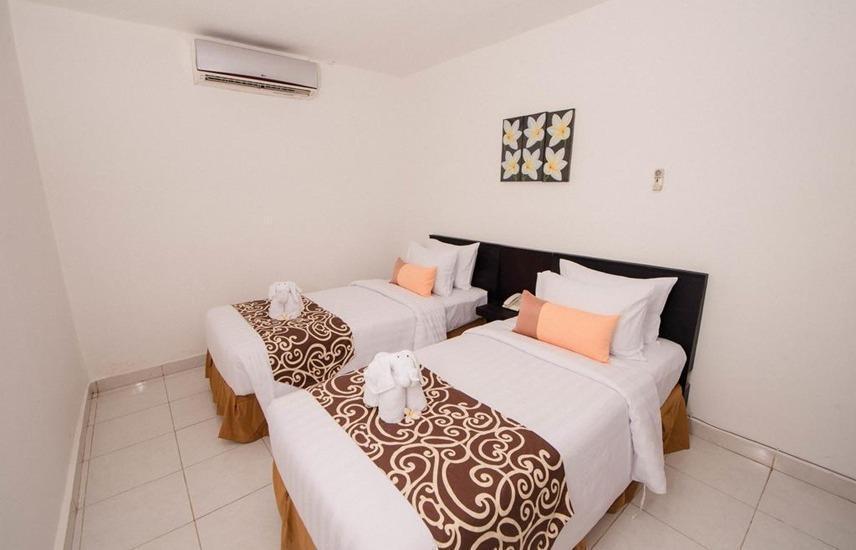 Grand Pudjawan Hotel Bali - Deluxe Room Midnight Sale Promo