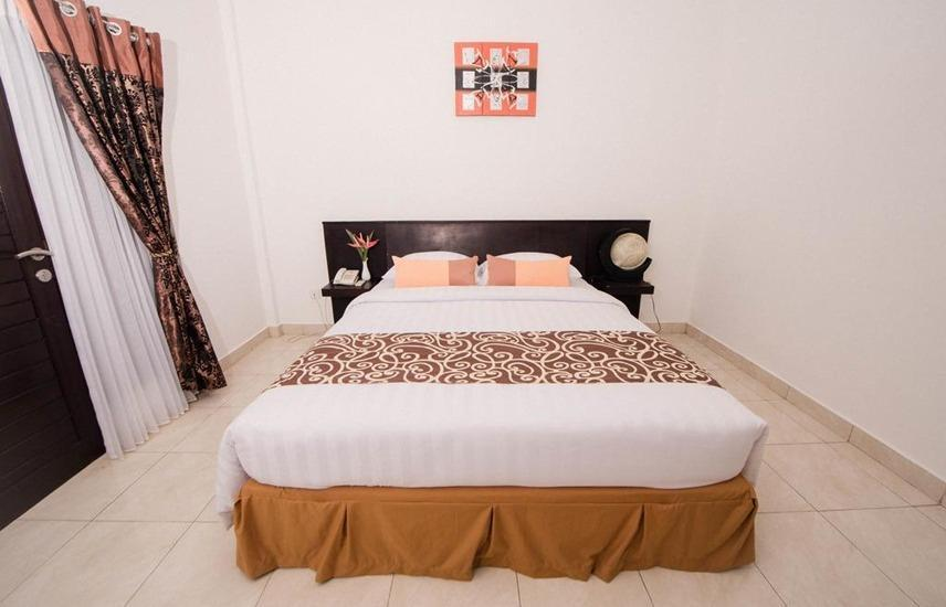 Grand Pudjawan Hotel Bali - Deluxe Room Only Midnight Sale Promo