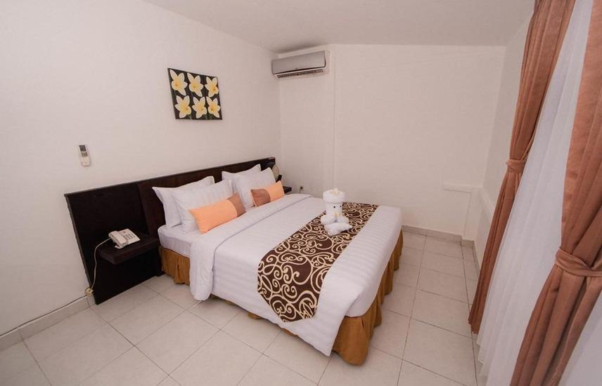 Grand Pudjawan Hotel Bali - Grand Deluxe Room Double Promo