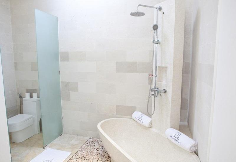 Anema Resort Gili Lombok - Kamar mandi