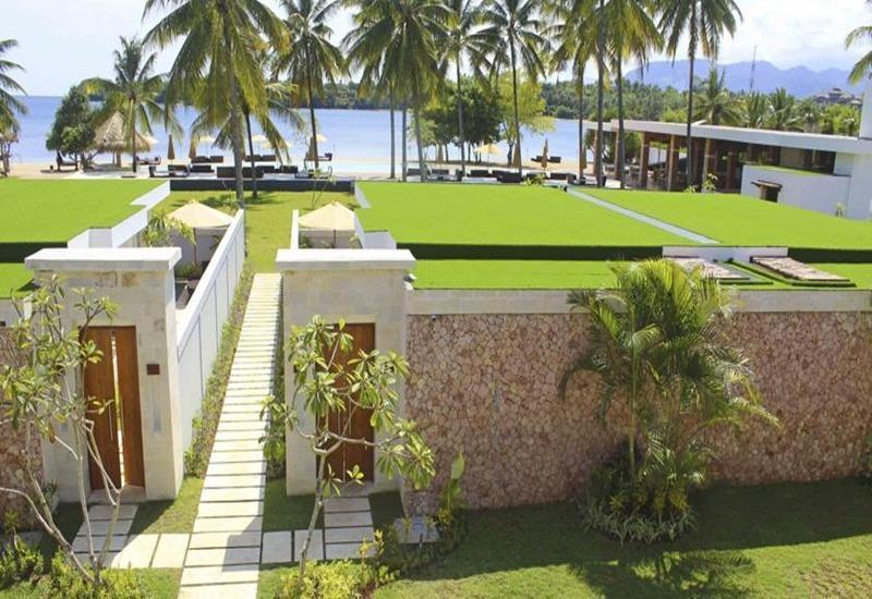 Anema Resort Gili Lombok - Eksterior