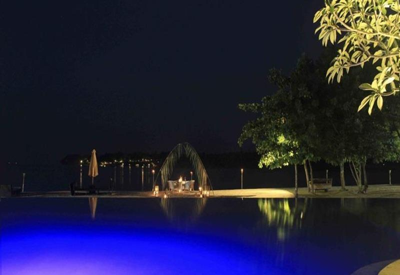 Anema Resort Gili Lombok - Romantic Dinner
